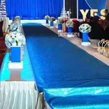 Нетканое порошковое покрытие жемчужный порошок Свадебный бегун перламутровый ковер T сценический Блестящий ковер вечерние праздник декоративный коврик