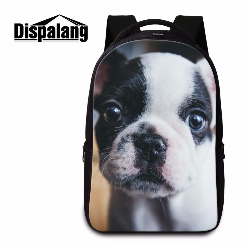Dispalang Cute Animals Notebook Backpack For Teenage Girls Women Shoulders Travel Bags Female Sac A Dos Mochila Feminina Escolar