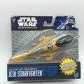 Modelo de Eyector Juguete Nave de Batallas Épicas de Star Wars Jedi OBI-KENOBI'S amarillo