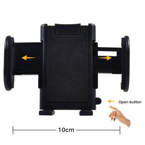 Image 4 - Besegad Flexible Cigarette Lighter Car Phone Charger Holder Cradle Mount w/Dual USB Charging Port for iPhone 7 6 Plus Tablet GPS