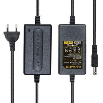 30pcs DC 12V 2A lC Power Adapter Supply For CCTV 5050 Magic WS2811 LED Strip AC 220V To 12V Transformer For LED RGBW Controller