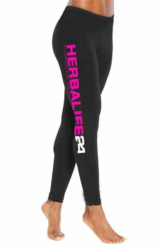 ハーバライフ服女性ホットヨガパンツスポーツプッシュアップタイツジム運動ハイウエストフィットネスアスレチックズボン