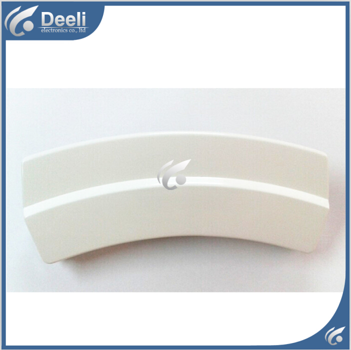 ФОТО 1pc white new for Samsung washing machine parts door handle door handles door switch WF6520N8C DC64-00773A good working