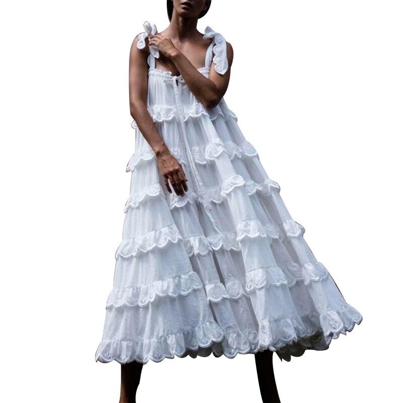Kleid Ärmellose Weibliche Dollar 19