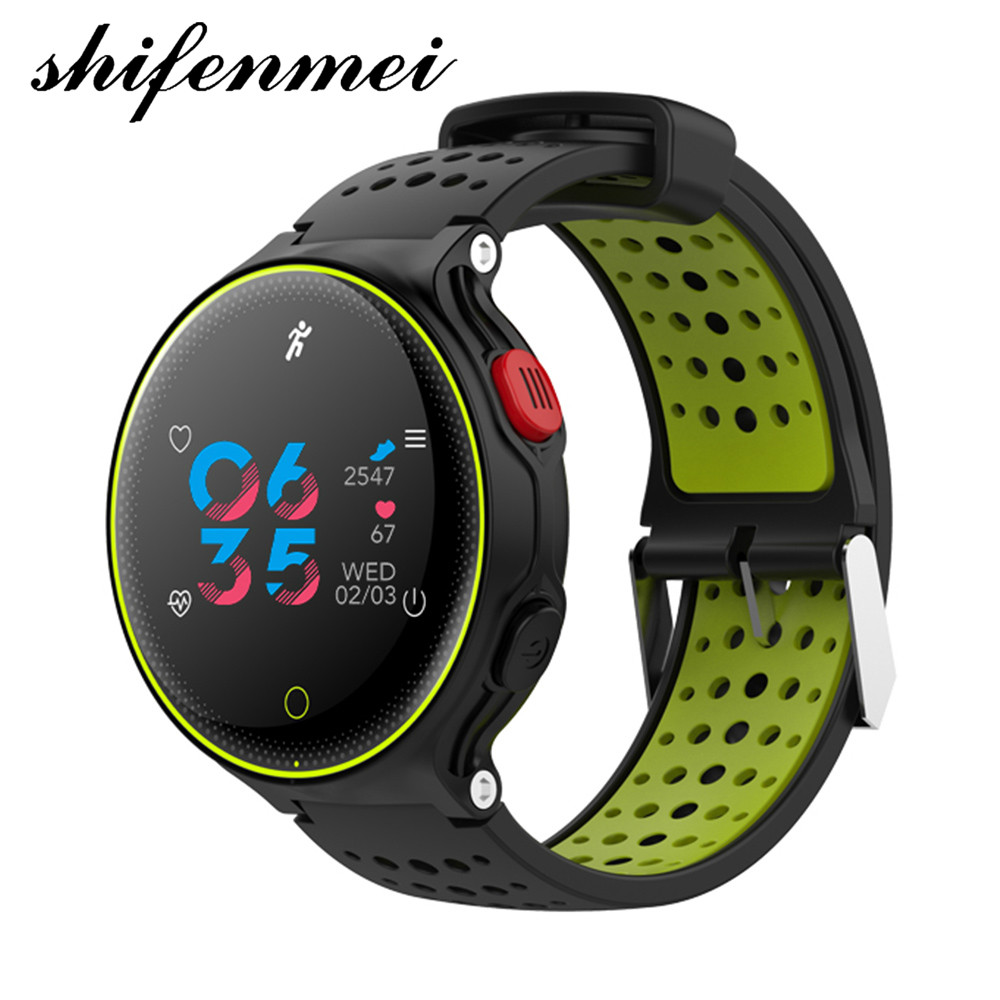 Bands Smartwatch Heart Rate Tracker IP68 Waterproof Ultra-long Standby For IOS Android Phone Smart Watch Sport New 2018 new x7 smart watch with heart rate clock ultra long standby ip68 waterproof sports smartwatch message push for android ios phone