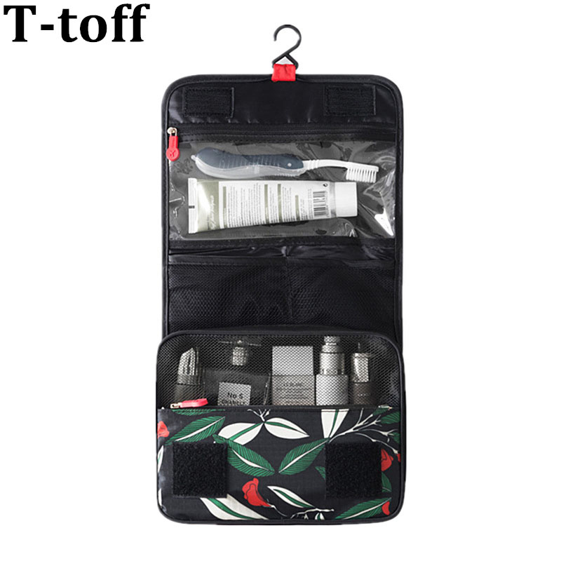 все цены на Travel Excellent quality Hanger Toiletry Bag Large Capacity cosmetic organizer Multifunctional Hanging Wash Bag