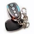 Retráctil Puerta de Garaje de Control Remoto de 4 Canales 433 Mhz inalámbrico Puerta de Control Remoto Copia Clonación Puerta de Alarma LED Azul para el Coche llavero