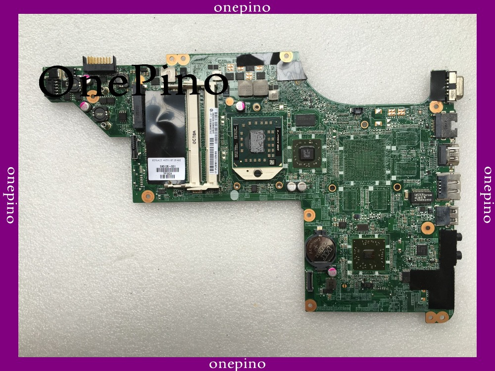 595135-001 for hp Pavilion DV6-3000 laptop motherboard DV6 NOTEBOOK DA0LX8MB6D1 REV:D 10 ...