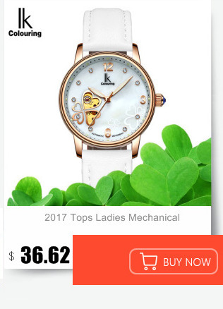 Top Mens Relógios Mecânicos Calendário Relogio masculino de Couro À Prova D' Água 4462
