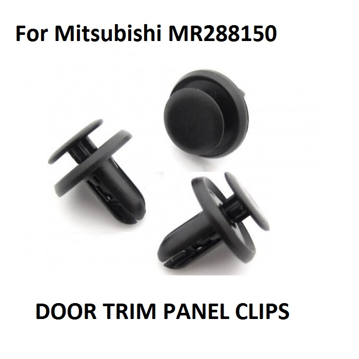 VW Polo wheel arch cover fasteners bumper front grill clips