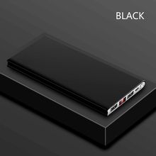 Power Bank 20000mAh Dual USB Output Ultra Slim External Batt