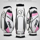 brand PGM, women Complete Golf Set Bag Golf Caddy Bag, golf cart bag staff golf bags. water-proof. Super Anti-Friction PU