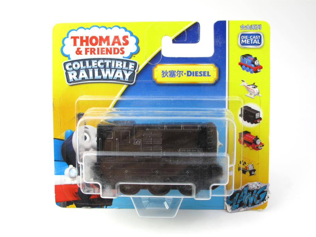 1:64 Diecasts Vehicles Thomas T039N DIESEL Thomas And Friends Magnetic Tomas Truck Engine Railway Train Toys for Boys NIB