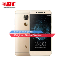 Продажа Оригинальный LeTV LeEco Le 2×526 Snapdragon 652 Octa Core 1,8 ГГц Android6.0 5,5 дюймов 1920*1080 3000 мАч OTG LTE смартфон 3 + 32 ГБ