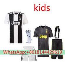 2018 a 2019 niños juventuses jersey de fútbol dybala Higuaín buffon camiseta  de fútbol mejor tailandés calidad envío gratis 1da6778a820a8
