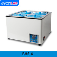 JOANLAB лаборатория цифровой термостат водяной бане 4-отверстия водяная баня широко используются в процессе сушки, концентрации, дистилляции, ...