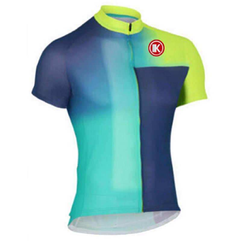 2019 קיץ אישה קצר שרוול רכיבה על אופניים ג 'רזי סט מהיר יבש רכיבה על בגדי מחזור אופני בגדי ספורט נשים של MTB ג 'רזי