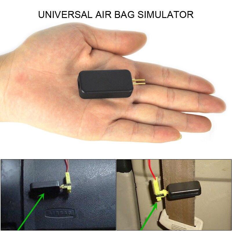 Krator 50 teile/los Auto Airbag Simulator Emulator Bypass Garage Srs Fehler Finden Diagnose Werkzeug Auto Auto Lkw Universal