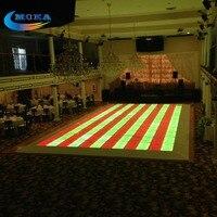 Свадебная вечеринка привело танцполы Профессиональный Портативный диско вело танцпол Для Danc бар/ночной клуб/Stage