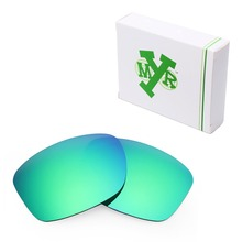 Mryok POLARIZED Replacement Lenses for Oakley Jupiter Squared Sunglasses Emerald Green