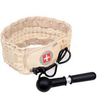 Spinal Air Traction Physio Decompression Back Massage Belt Back Pain Reliver Lower Lumbar Supports And Brace