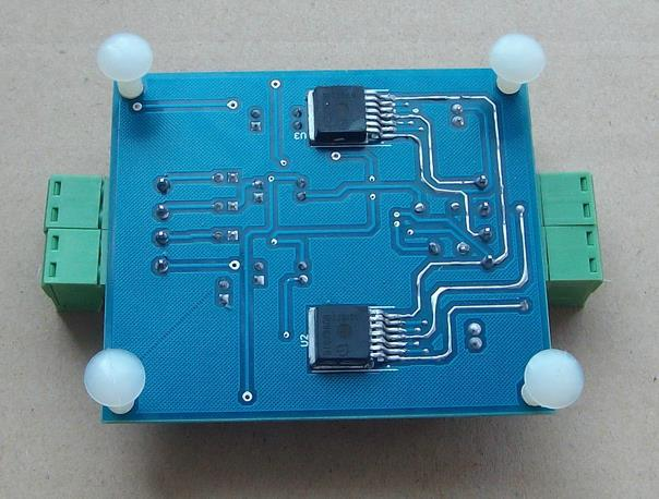 Image 3 - Free shipping 1pcs BTS7960 high power DC motor driver-in Motor Driver from Home Improvement