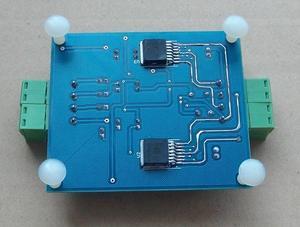 Image 3 - Free shipping 1pcs BTS7960 high power DC motor driver