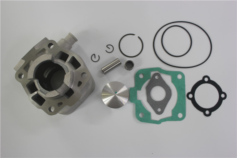 Motorcycle Cylinder Set 39.5MM Piston Ring Gasket Kit KTM 50 SX50 water cold Cylinder 38mm cylinder barrel piston kit