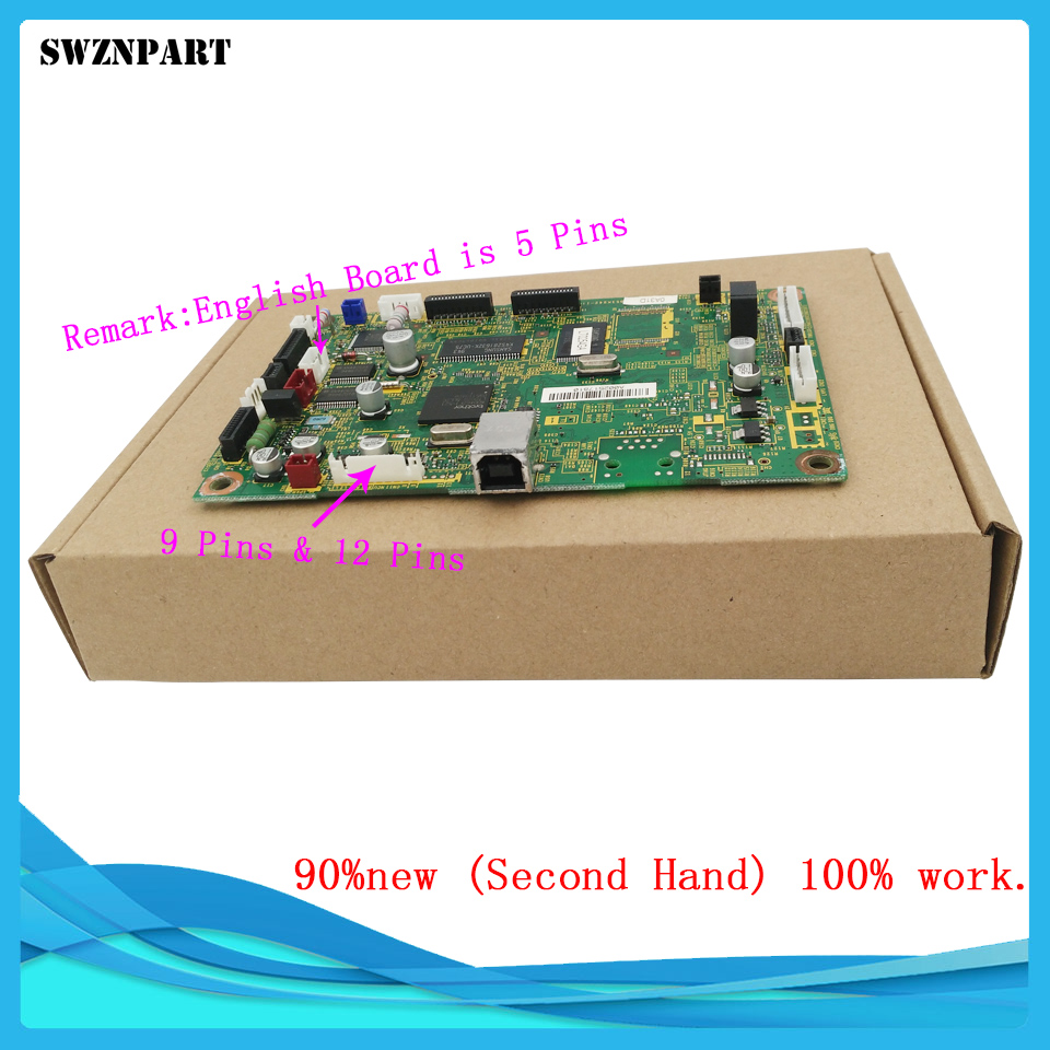 FORMATTER PCA ASSY Formatter Board logic Main Board MainBoard mother board for Brother MFC-7340 MFC7340 MFC 7340 industrial equipment board pca 6114p10 b rev b1