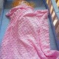 Edredón de terciopelo Bebé Recién Nacido Manta Swaddle Abrigo Del Bebé Super Suave Siesta Manta de Recepción Manta Cobertor Bebe Bebe Lecho Deken