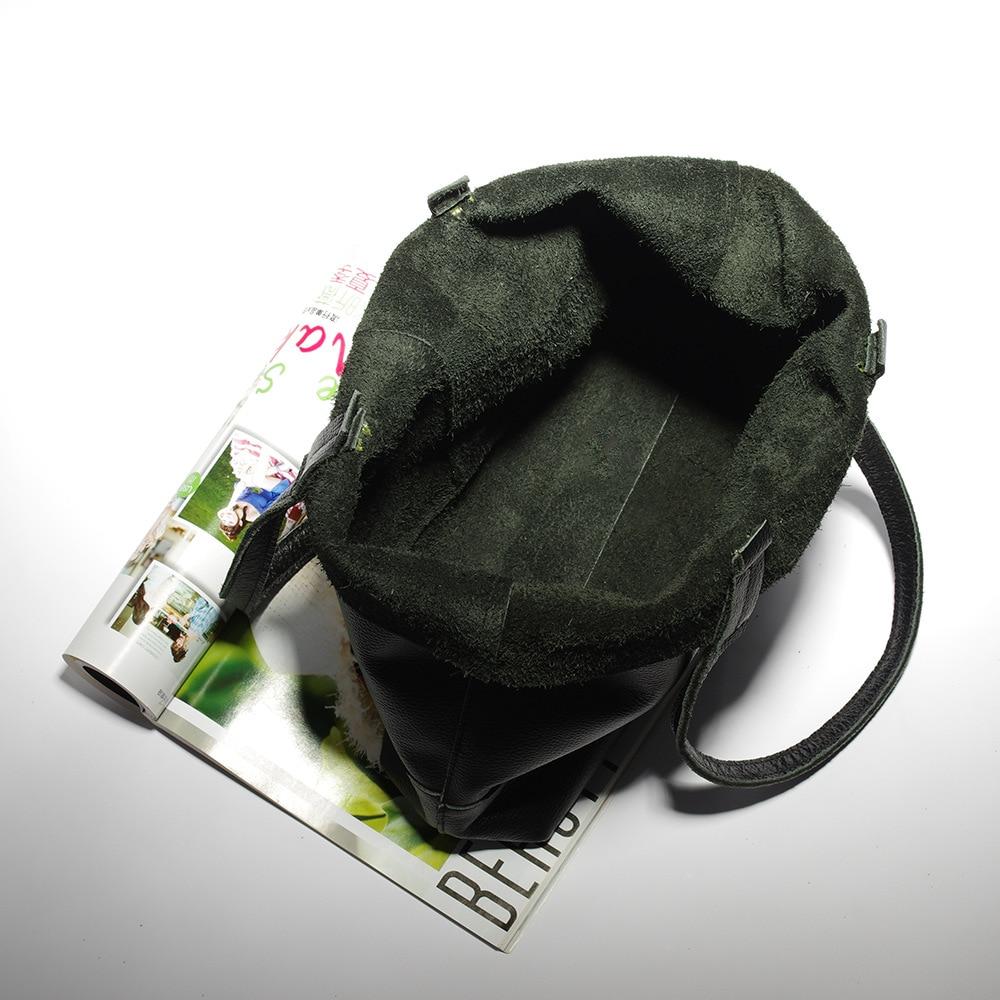 women handbags genuine leather female messenger bags designer casual ladies tote bags Bolsa Feminina (6)