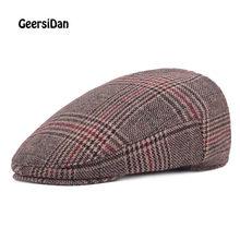 Nuevo diseño deportes boinas Cap para hombres mujeres moda Otoño Unisex  Caps invierno algodón boinas Boina 73d622af686
