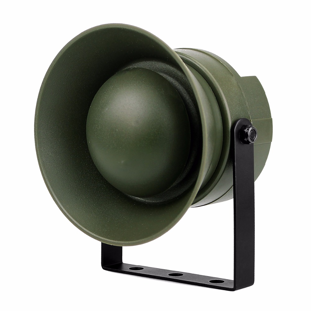 Outdoor Electronic Hunting Decoy Tweet Bird Animal Caller Speaker Music Player Support MP3/WMA Format DC 12V F3344G cheap mp3 player desert animal decoy bird caller 390 with portable speaker with handle