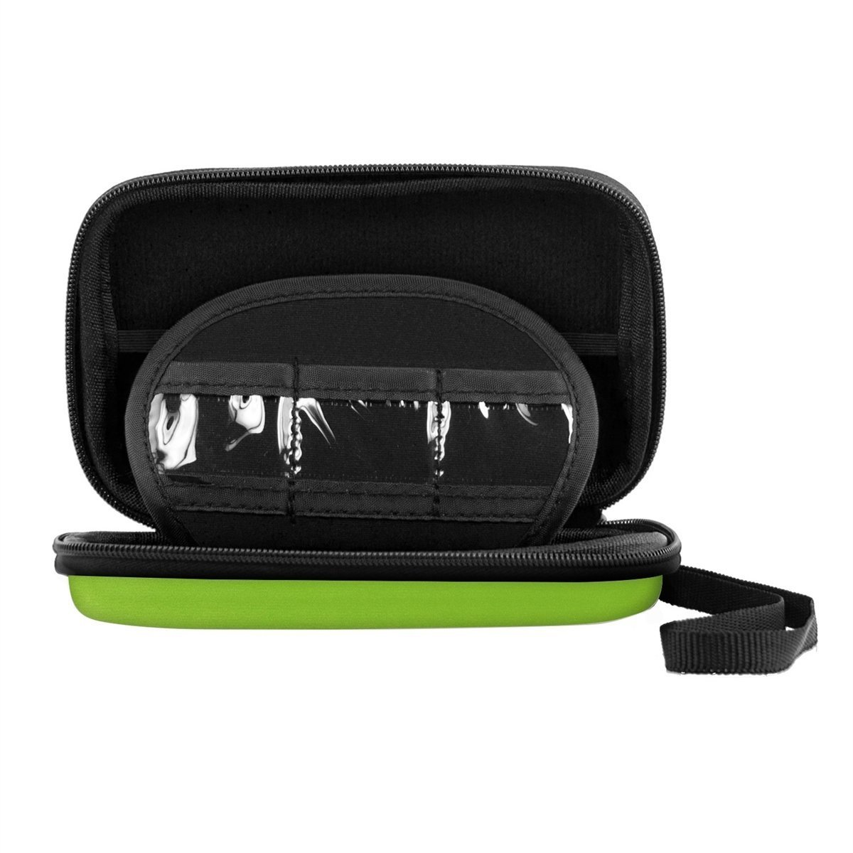 "CAA-Hot Carry Case Cover Pouch Bag for 2.5"" USB External Hard Disk Drive Protect Green"