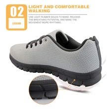 Super Comfortable Breathable Lace up Nursing Shoes for Women 2018 Fashion