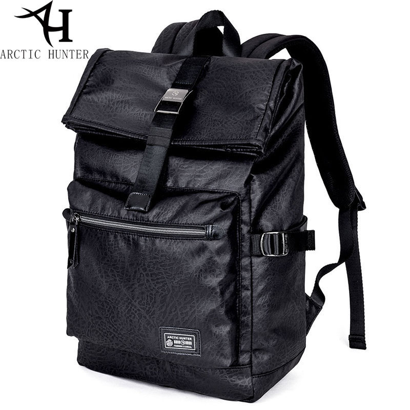 B00151ARCTIC HUNTER Student Famous Brand School Backpack Bag For College Simple Design Men Casual Daypacks male New Backpack for 2017 fashion women waterproof oxford backpack famous designers brand shoulder bag leisure backpack for girl and college student