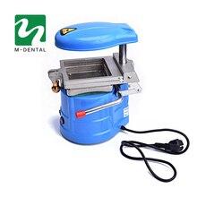 Máquina de laminação dental vácuo dental, equipamento ortodôntico para laboratório de dentista, 1 peça