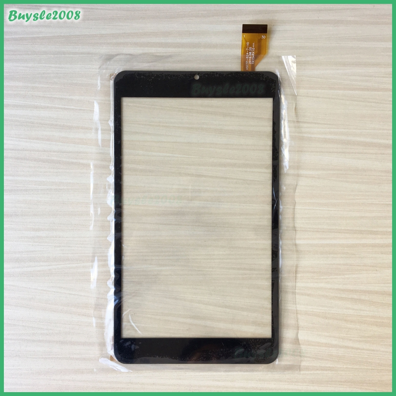 For HSCTP-824-7-V0 Tablet Capacitive Touch Screen 7 inch PC Touch Panel Digitizer Glass MID Sensor Free Shipping black new 8 tablet pc yj314fpc v0 fhx authentic touch screen handwriting screen multi point capacitive screen external screen
