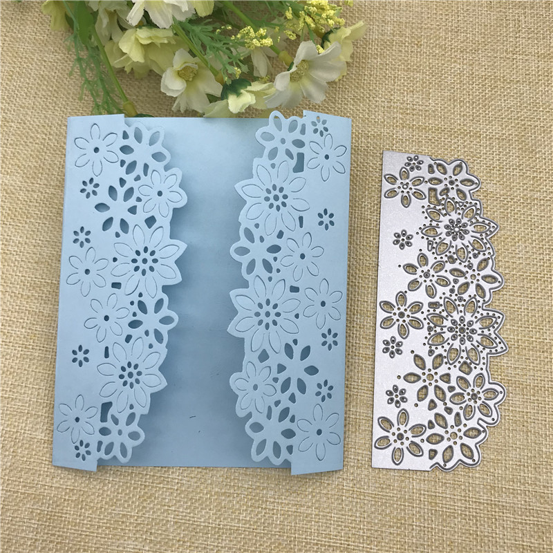 Metal Cutting Dies Stencil for DIY Scrapbooking Embossing Paper Card Album Decor