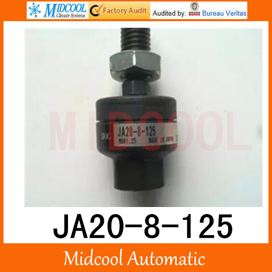 Free sipping SMC floating joints JA20-8-125 applicable cylinder thread size  brand new japan smc genuine floating joint ja20 8 125