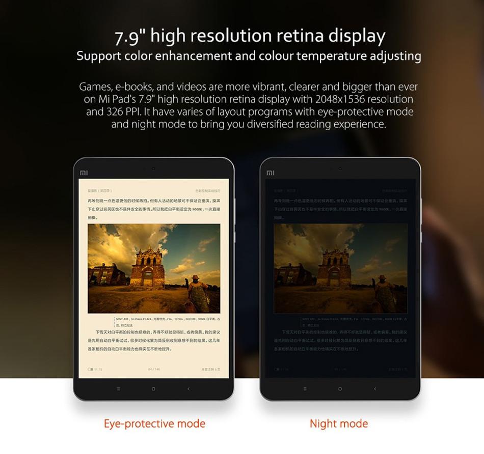Original Xiaomi Mipad 2 6