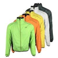 Ultra Light Long Bicycle Jacket Bike Windproof Raincoat Road Track MTB Aero Cycling Wind Coat For