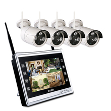 1080P Outdoor Wireless Security Camera System 12.5
