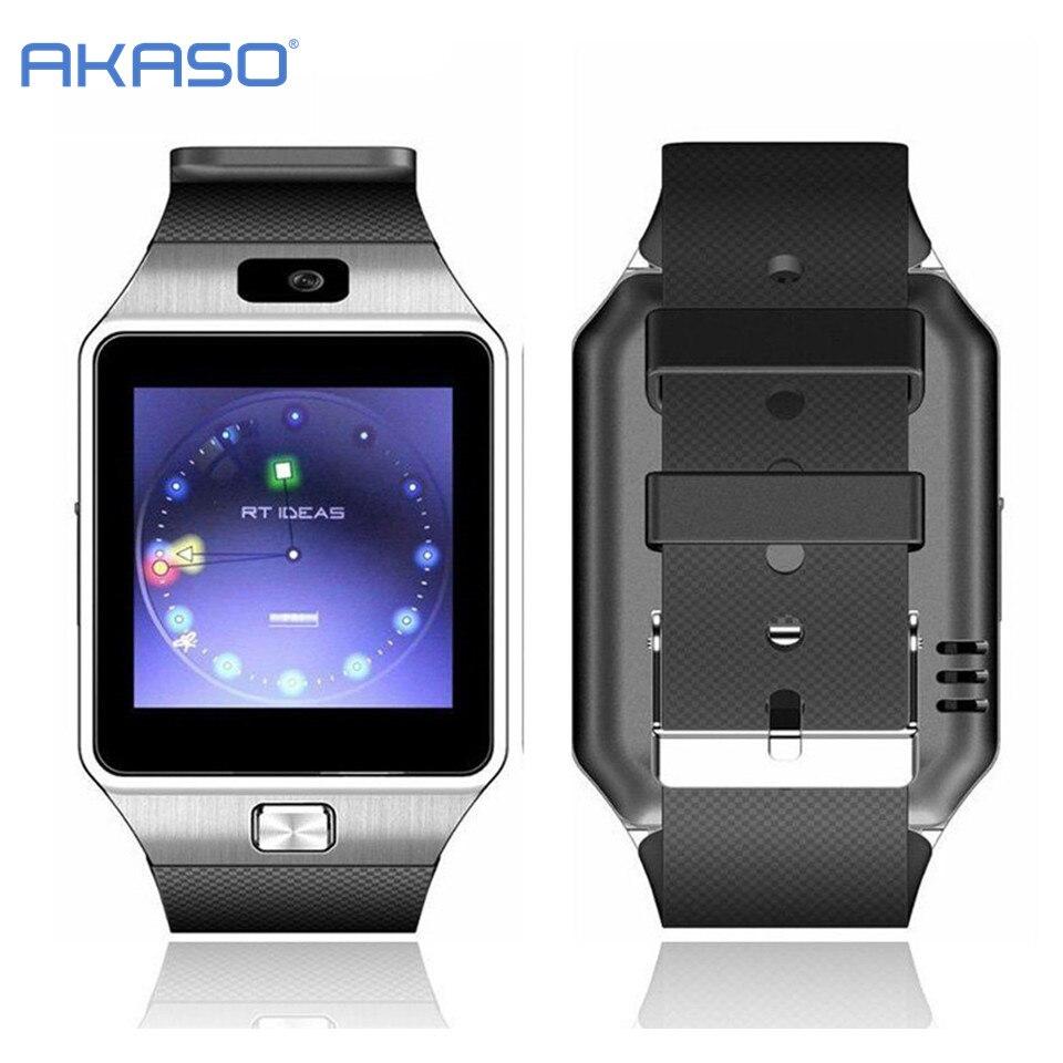 WLNGWEAR Boîte D'origine DZ09 Montre Smart Watch Électronique Montre-Bracelet Pour Xiaomi Samsung Téléphone Android Smartphone Santé Smartwatch