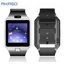 Wlngwear Оригинальная коробка dz09 Смарт-часы наручные часы электроника для Xiaomi Samsung телефона Android-смартфон здоровья SmartWatch