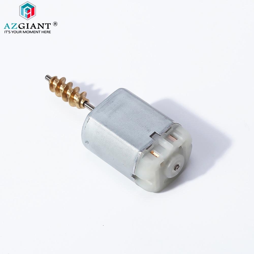 AZGIANT central door lock motor for Mercedes BENZ GL450 GL500 W164 W166 ML350 ML500 C180 C200 C280 C320 W203 Lock Actuator Motor