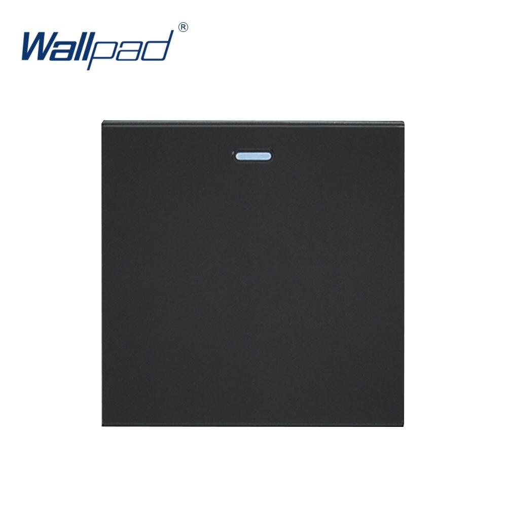 Wallpad 1 Gang 2 Way Switch Function Key For Wall Push