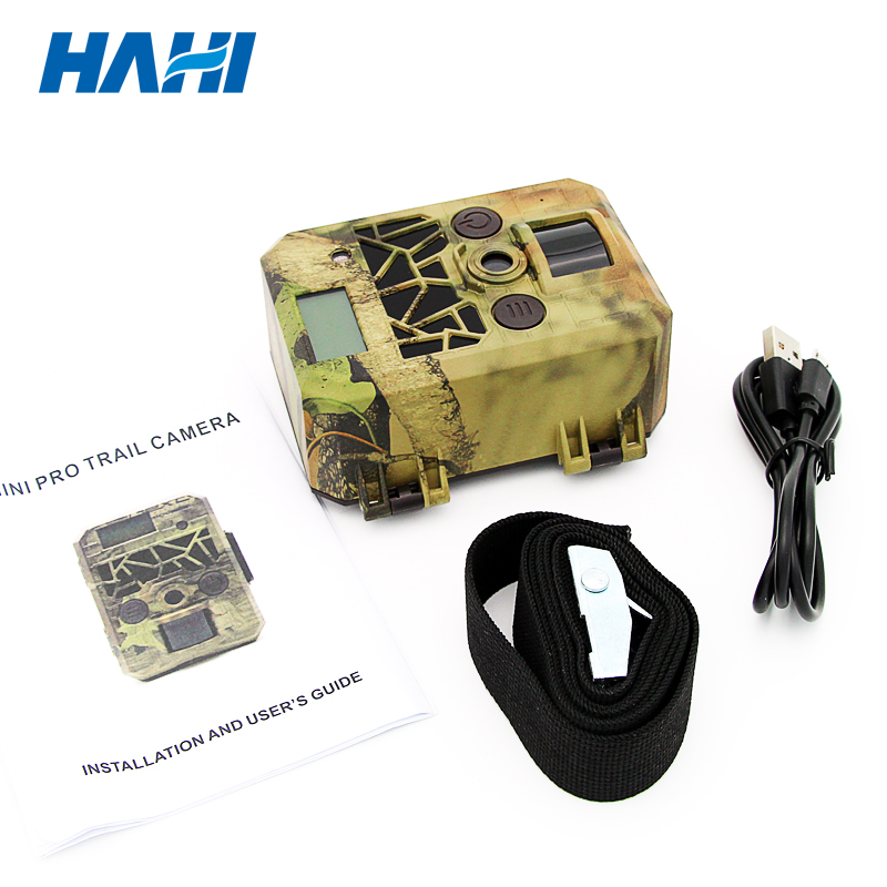 Hunting Camera 12MP 1080P HD Night Vision Outdoor Wildlife Trail Ordinary Cameras photo Video traps 1