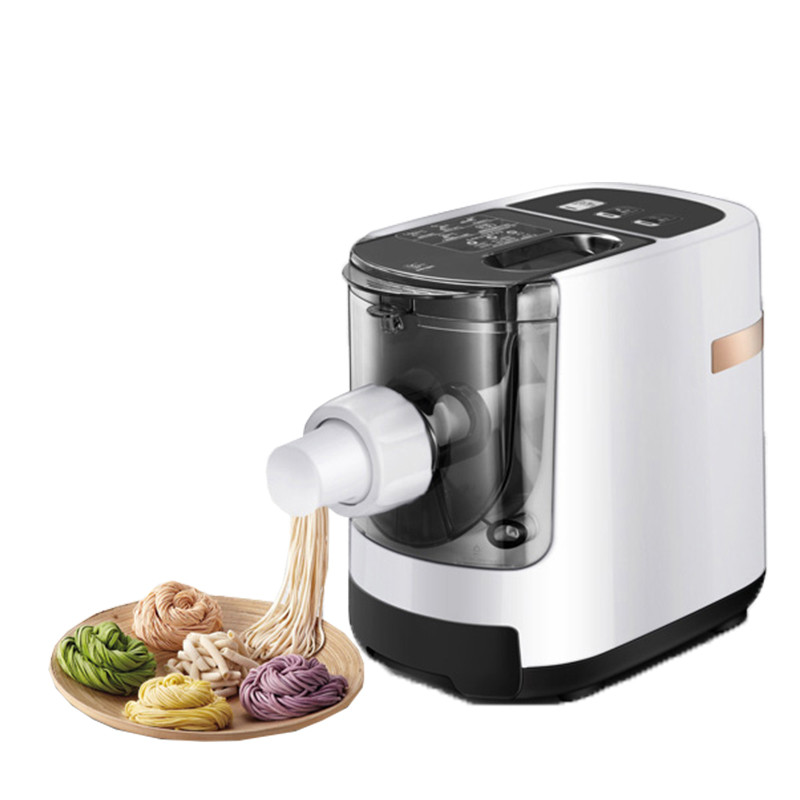 Beijamei Wholesale home electric pasta noodle press automatic noodle maker noodle extruder making machine for sale free shipping fully automatic pasta noodle maker diy pasta noodle machine electric noodle machine