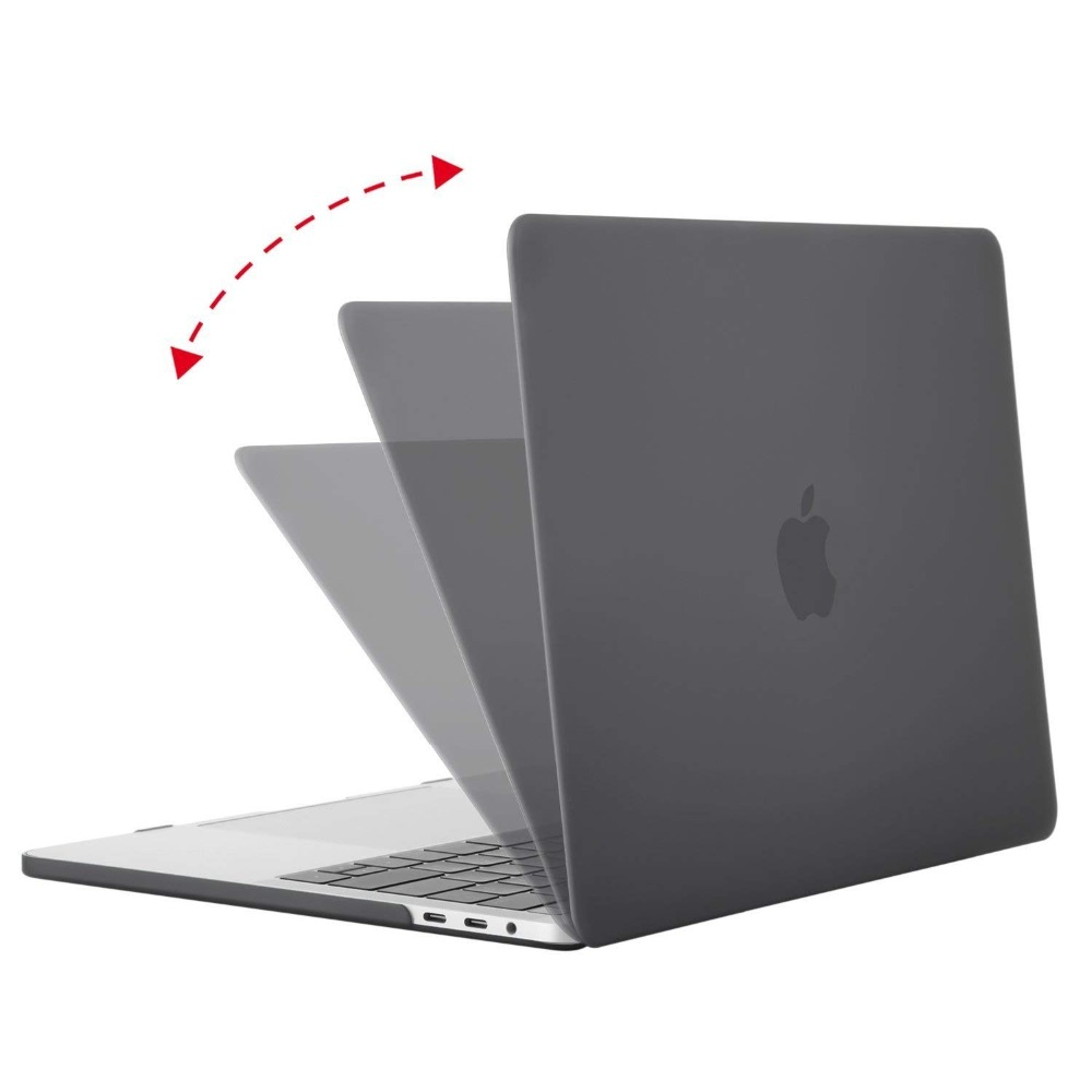 Laptop Case For Apple MacBook Air Pro 13 15 2018 A1932 A1989 Hard Case For Funda Mac Book New Pro 13 15 Inch With Touch Bar Para